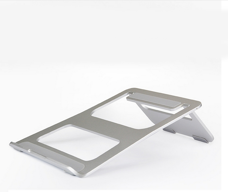 Foldable Metal Tablet Pc Stand Aluminum Laptop Holder Laptop Stand For Macbook/notebook/laptop