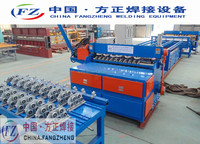 New Energy-saving Automatic Breed Cages Mesh Welder/Welded Mesh Machine