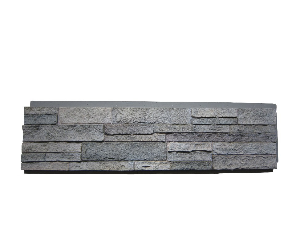 Decorativo de la pared panel rock poliuretano falsa - Panel decorativo piedra ...
