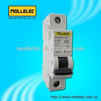 Hot Selling Model C65N MINI CIRCUIT BREAKER or MCB
