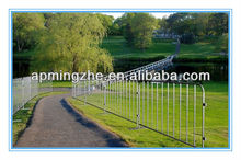 used guardrails temporary fencing