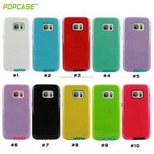 Amazon hot selling china products PC+TPU mobile case cell phone cover for Samsung S7