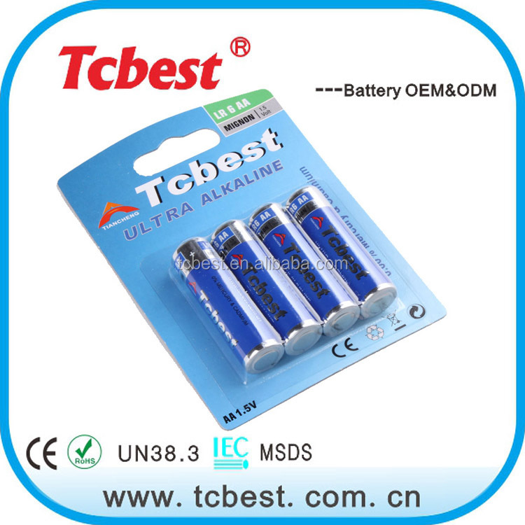 Chinese shenzhen supplier 1.5v eveready battery