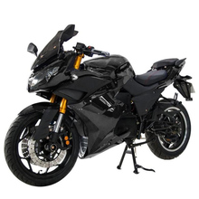 8000W Motor High Speed 120KM/H Long Range Adult 72V Lithium Fast Electric Motorcycle