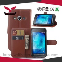flip cover wallet case for samsung Galaxy S7500 S7562 S7262 S6810 S7270