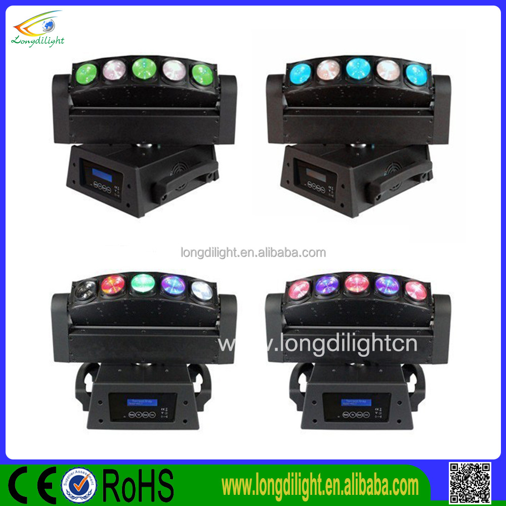 50W white led dmx 14/30 channels moving head dj equipment