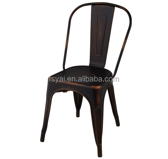 wholesale High Back Stackable restaurant hotel dining chair