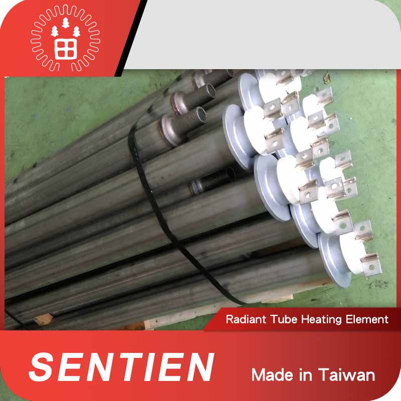Best selling Oem Odm ceramic tubular heater element for heating treatment electric muffle furnace