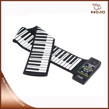 Flexible Roll Up Keyboard Piano 88 Keys soft silicon musical keyboard