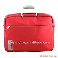 2015 new fashion polyester small briefcase for laptop