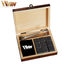 Bar Accessories and Wine Accessories Whiskey Stones Gift Set,Whiskey Ice Stones , Whiskey Stone Gifts set