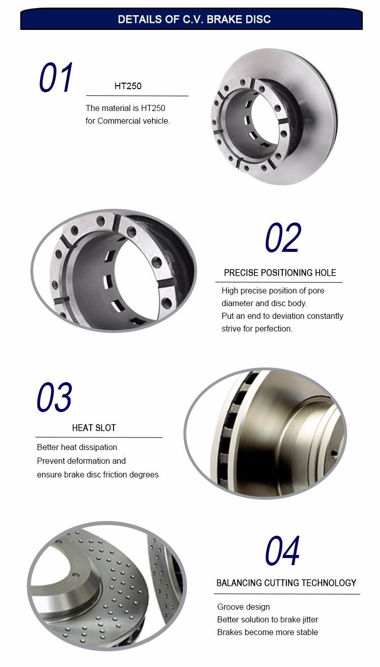utilisation de camion rempla ant le disque de frein rotor buy remplacement du rotor du disque. Black Bedroom Furniture Sets. Home Design Ideas