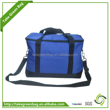 High quanlity recyclable custom cooler tote bag promotional