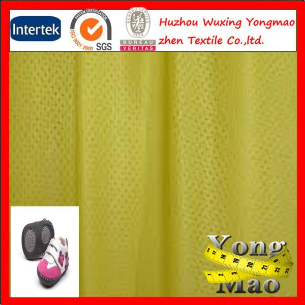 factory wholesale 100 Polyester micro small hole soft Mesh fabric