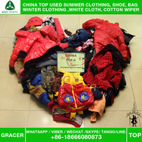 Recycling Small Bales Sorted Winter Baled Clothing Used Children Clothing