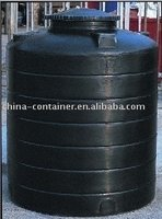 Large Round Plastic Water Container
