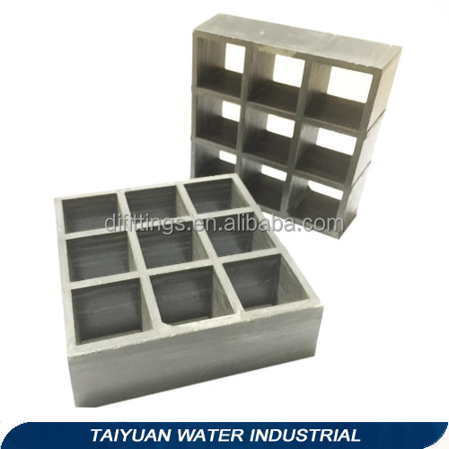 TAWIL composite material water grate of regenerated resins