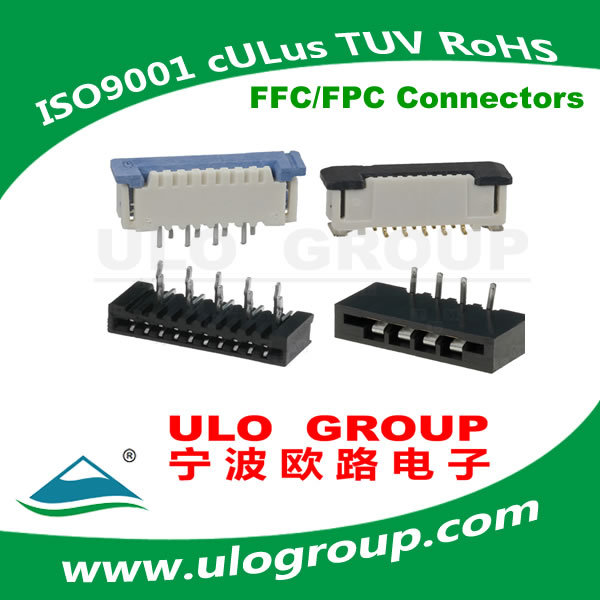 OEM Best Sell 0.5mm Fpc Ffc Connector 30 Pin Manufacturer & Supplier - ULO Group