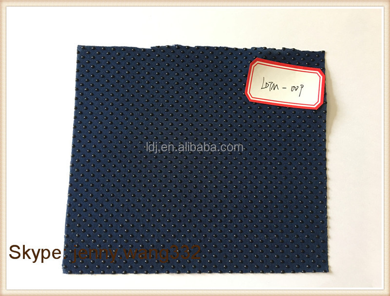 Thick heavy tourmaline fabric magnetic iron fabric