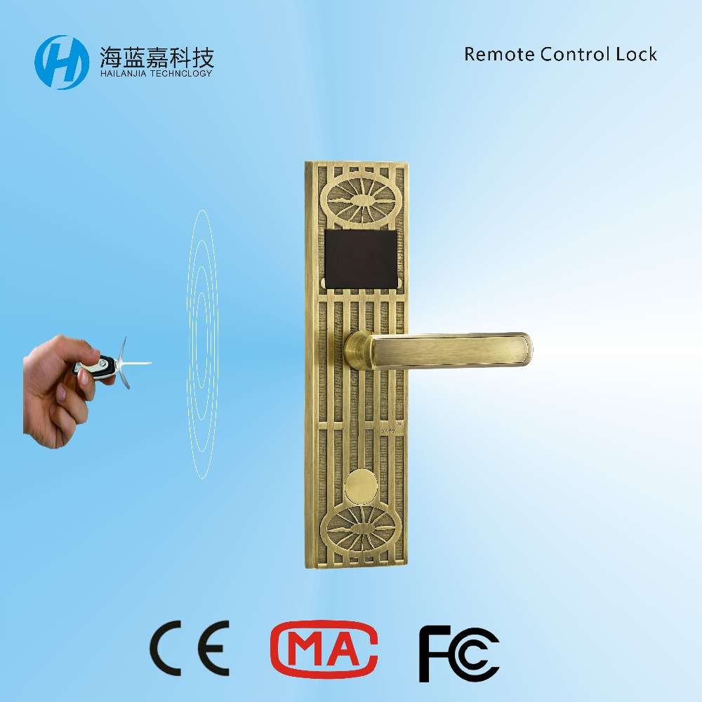 new varieties are introduced one after another remote control gate cabinet lock