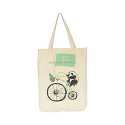 Large Custom Blank Canvas Tote Bag For Cheap Selling