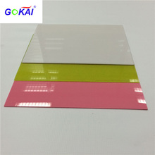 acrylic panels for swimming pool / thick acrlic sheet with best price