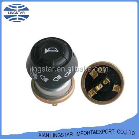 For Massey Ferguson Tractor Parts MF 290 Tractor Parts Light And Horn Switch 1668816M2, 1668816M91