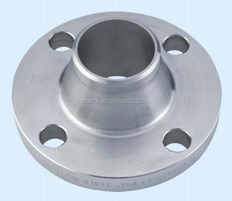 ASTM/ANSI B16.5 Class 150 Stainless Steel Weld Neck Flange