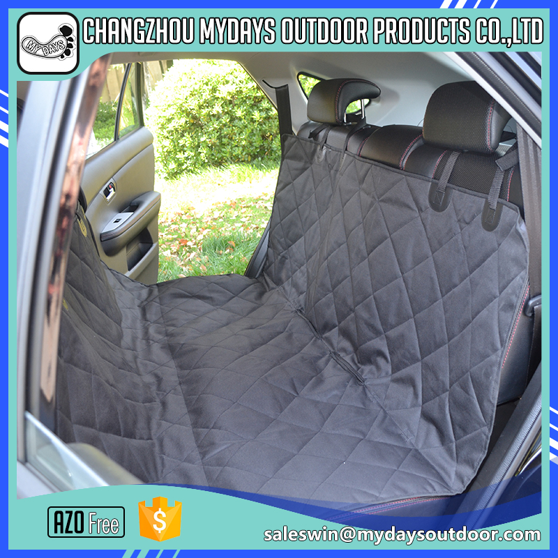 High quality waterproof crate dog car seat cover