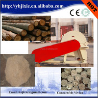 High quality wood crusher/wood crushing machine/grinder/wood crusher shredder