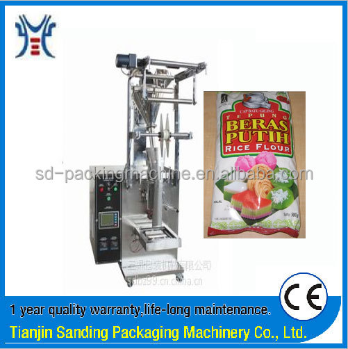 50g~1000g automatic flour powder filling and packing machine