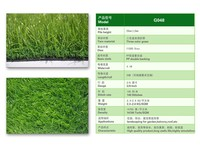 comfortable artificial turf for wall decoration