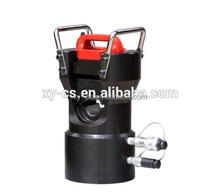 Hydraulic Crimping Tools 100 tons 200 tons Motorized Hydraulic Compressor with Gasoline Engine On Sale