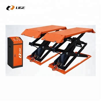 price for portable car hoist auto lifter