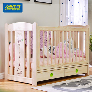 wooden baby room furniture sells well in 2017 direct from Shenzhen Factory