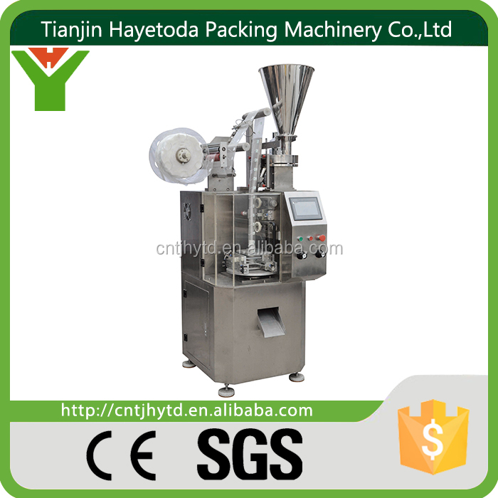 big factory Automatic Nylon Triangle Tea Bag Packing filling Machine