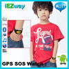 2015 New Kids GPS Watch SOS with remote monitoring