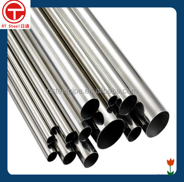 ASTM 316 316L 310 310L 310S 321 304 Stainless Seamless Steel Pipe Price Per Meter