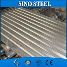 Best price for 0.12-0.35mm galvalume roofing sheet / galvanized corrugated iron sheet