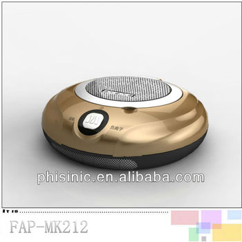 Portable Mobile Ozone Aion Activated Carbon Filtration Photocatalytic Oxidation Home and Car Mini Air Purifier