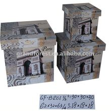 Wooden Antique Storage Trunk,Different Designs Available