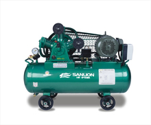 2.2KW Portable Industrial Mini Car Air Compressor with ISO