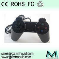 FCC ROHS GSV ISO approval pc usb joystick gaming game pad game controller