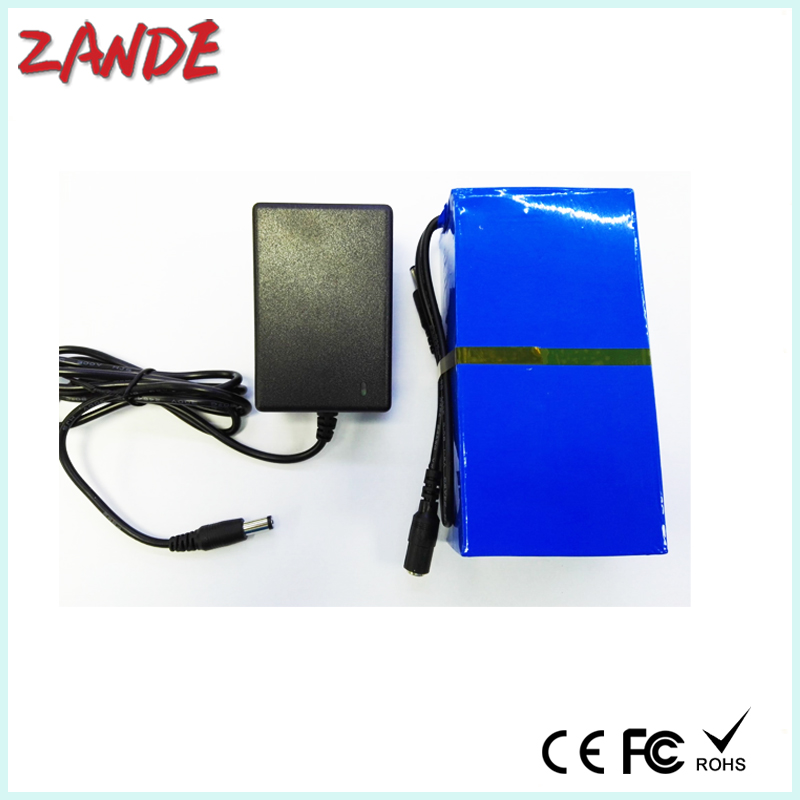Super Rechargeable DC 24v lithium ion battery pack with 1Ah,3Ah,5Ah,welcome custom order