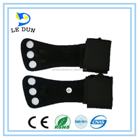 leather palm for dumbbell Kettlebell weight lifting