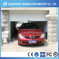 Warehouse motorized aluminium roller shutter profiles remote control roll up steel doors