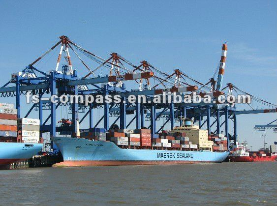 shipping logistics from guangzhou to India by Maersk vessel tracking