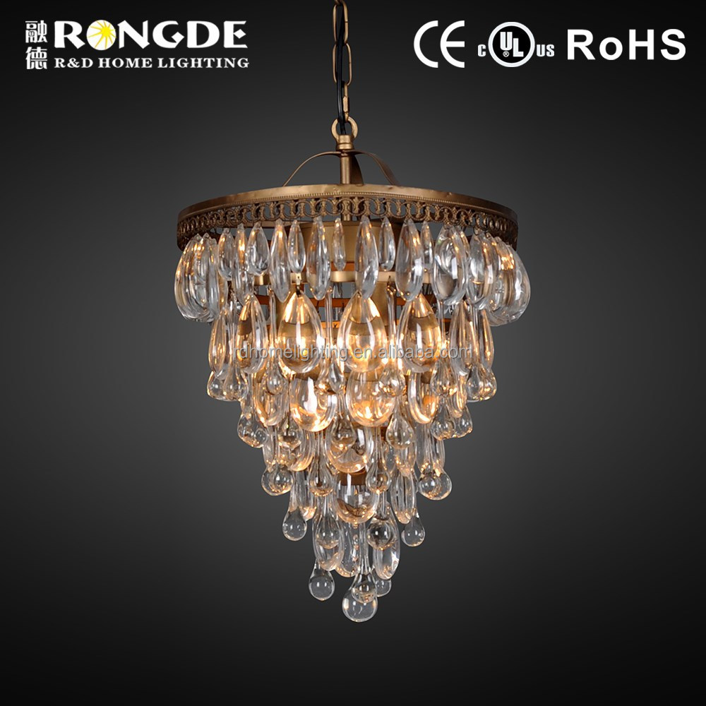 2015 high quality famous brand crystal chandelier lamp