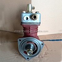 612600130496 Beiben Tractor Truck Air Compressor Price List