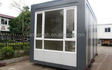 Lodging House Container House Prefabricated House for Office and Workers Accommodation